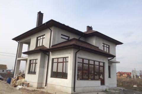 Дом в Осещине (апрель 2016)