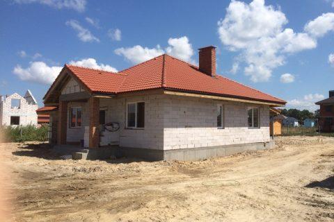 Дом в Осещине (июль 2016)